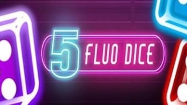 Neon Dice 5