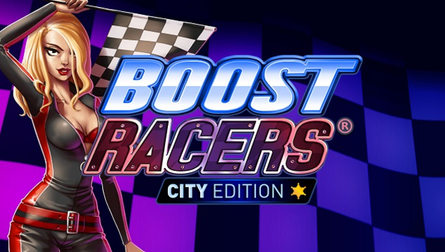 Boost Racers City Edition